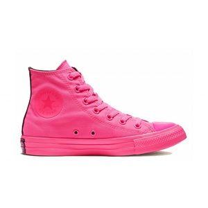 Converse x OPI Chuck Taylor All Star HI Top Pink